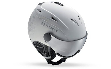 Kask Narciarski RUDY PROJECT OTON SHIELD WHITE