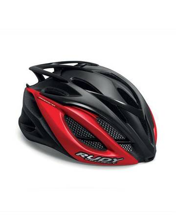 Kask Rudy Project RACEMASTER BLACK - RED ( MATTE )