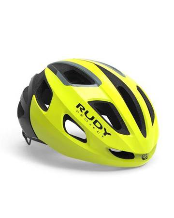Kask Rudy Project STRYM YELLOW FLUO (SHINY)