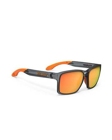 Okulary Rudy Project SPINAIR 57 FROZEN ASH - MULTILASER ORANGE