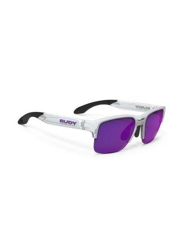 Okulary Rudy Project SPINAIR 58 ICE MATTE - MULTILASER VIOLET